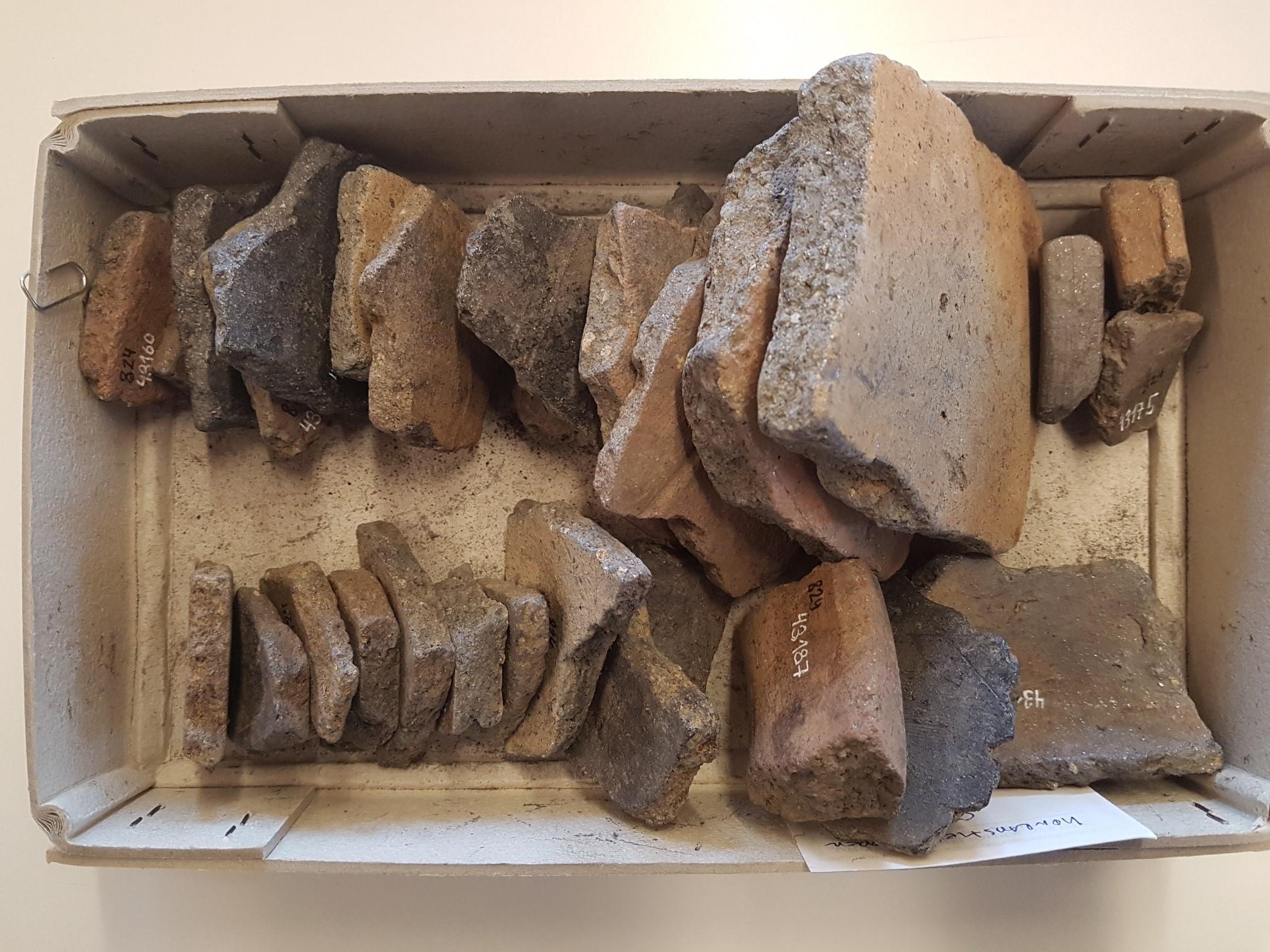 Über Funde, die zweimal gefunden werden